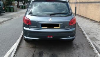 Peugeot 206 SE