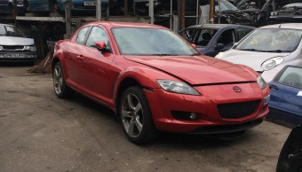 Mazda RX8 231