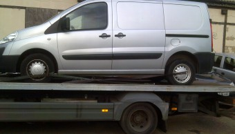 CITROEN DISPATCH 100 EN RISE HDI