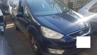 FORD GALAXY ZETEC TDCI 6G