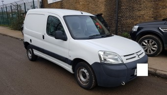 CITROEN BERLINGO 800DLX